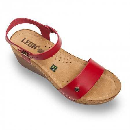 Sandale dama rosu 1015  - 1