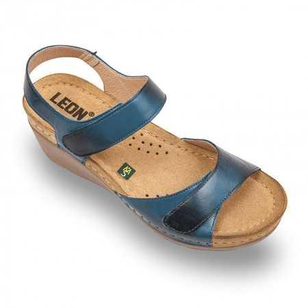 Sandale dama albastru 1041  - 1