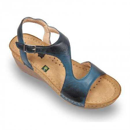 Sandale dama albastru 1050  - 1