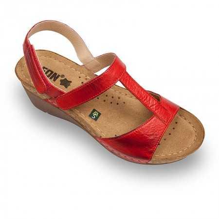 Sandale dama rosu 1061  - 1
