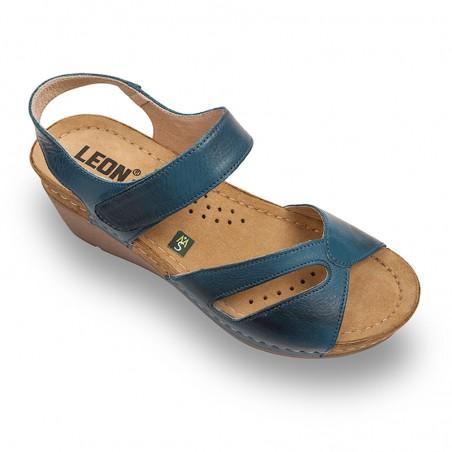 Sandale dama albastru 1056