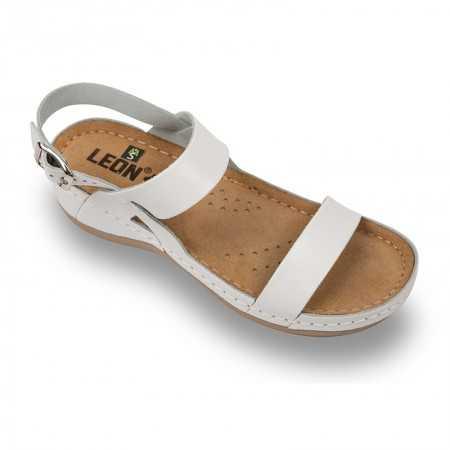 Sandale dama alb 920  - 1