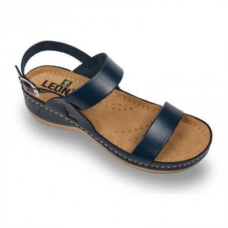 Sandale dama albastru 920  - 1