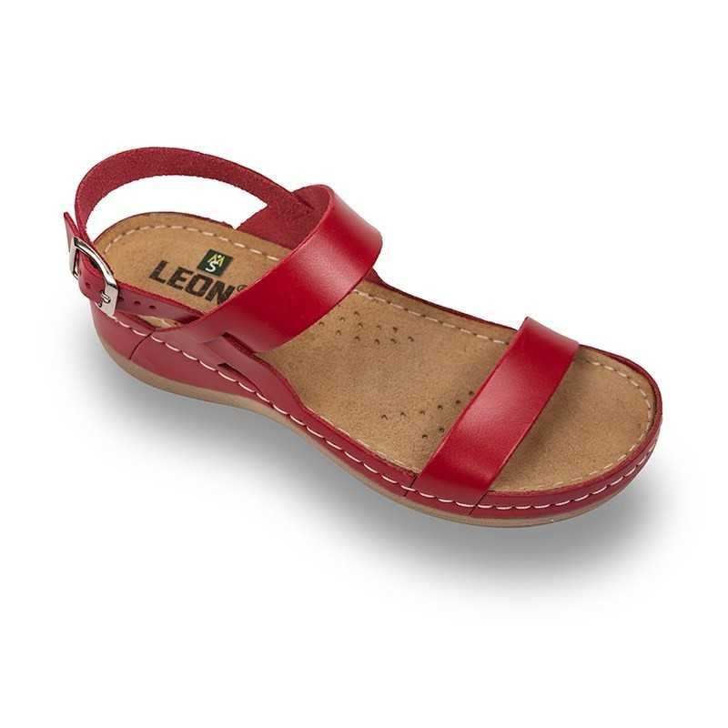 Sandale dama rosu 920  - 1